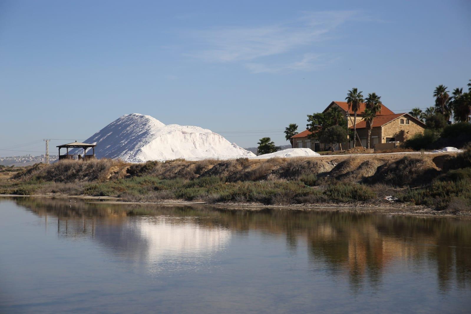 מפעל מלח הארץ בעתלית