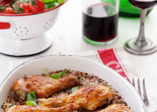 המלצת הגשה: דג בתנור בתערובת Salt'N'Easy טוסקנה