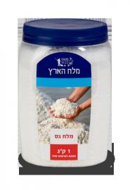 מלח גס בצנצנת