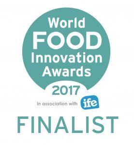 Finalist logo - פרס החדשנות 2017