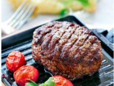 הפחתת נתרן בהמבורגר