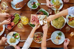 ארוחה טבעית ובריאה