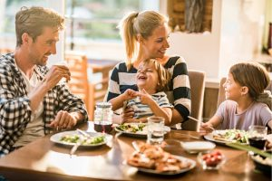 יוד ותזונה במשפחה